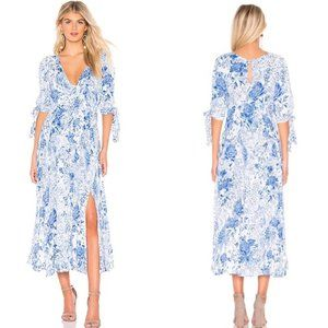 Free People Forever Always Midi Dress. Size: 2